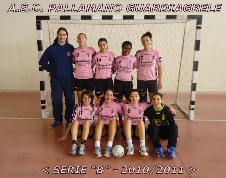 Serie B Femminile 2010/11