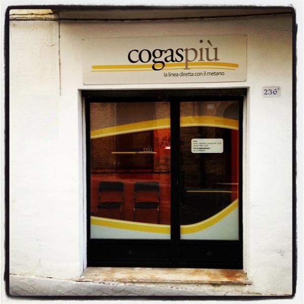 La sede dell'ufficio in via Roma