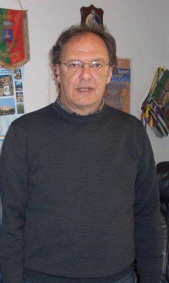 Il Sindaco di Casacanditella Giuseppe D'Angelo