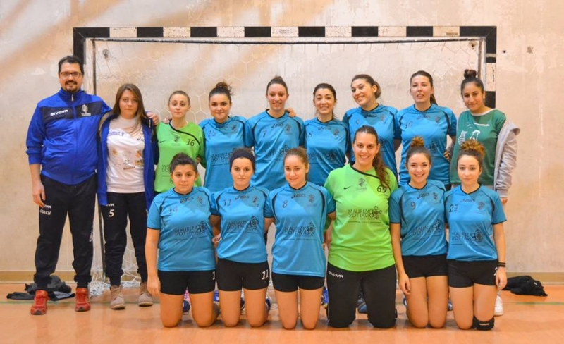 La squadra femminile '13/'14